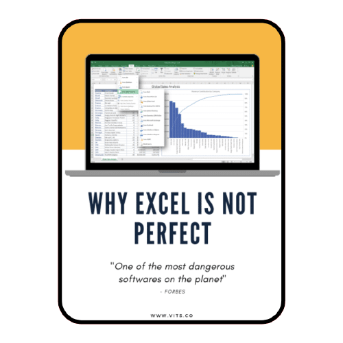 Why Excel is not perfect e-book