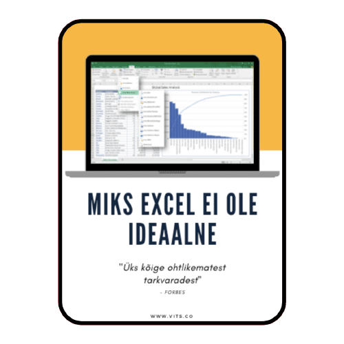 Why Excel is not perfect in Estonian